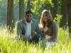 Fotoshoot voor gebruik op trouwkaart